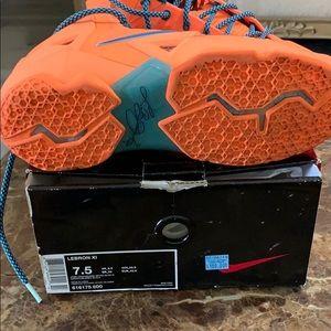 Nike Shoes - Lebron XI shoes